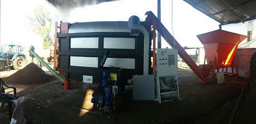 Immagine di Impianto Asciugatura Sansa - Nocciolino